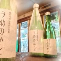 『28BYうめのやど 純米吟醸 +12辛口 無濾過生原酒』