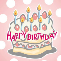 ☆彡 池尾 愛子 さん お誕生日おめでとうございます ☆彡