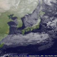 大雪各地も湘南は12℃超 赤く光る雲の富士山 明日は神奈川も雪の可能性あり