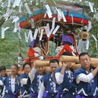 平成28年 伊方町九町地区の秋祭り