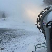 蔵王温泉スキー場トレーニング