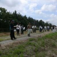 大豆栽培現地検討会が開催されました