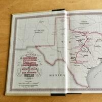 地図のある本