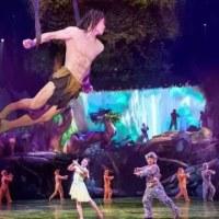 ディズニーランドで見るべきショーはこれだ〜! 《ターザン  ジャングルの叫び》