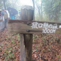 ⑫ 松笠山~二ヶ城山縦走登山 : 船ヶ谷山無線中継専用道路