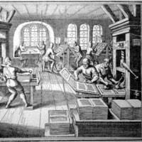 沂風詠録:(第270回目)『中・欧の印刷産業発展のきっかけ』