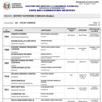 コートジボワール「乾季の陣」(2)〜選挙制度と政局