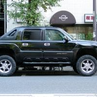 Chevrolet Avalanche 2002-���������ץ?�顼 ���ݡ��� �ȥ�å����й��ϡ����ܥ졼 ���Х���