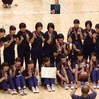 女子優勝 筑波大学... -2017東日本インカレ・バレーボール-