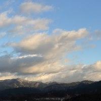 やっと雪景色が~~
