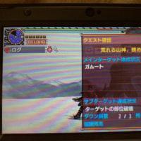 2017/02/13 MHX 狩猟日誌 HR428→430