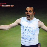 ワールドカップはスペインが優勝!!