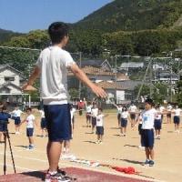 体育祭(午前の部)