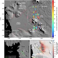 南極の氷河、予想以上に急速に減少!