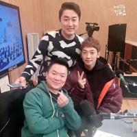 RAIN   16日 SBS PowerFM Cultwo Show  動画