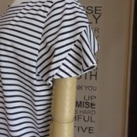 パシオーネ☆お袖フリルTシャツ☆