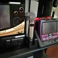 コチラ、吉幾三コレクションミュージアムで唄えます!!