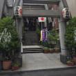パワースポット  新橋 烏森神社