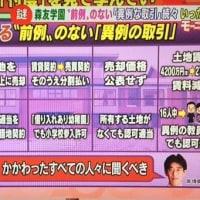 【森友学園小学校認可問題】  佐川理財局長 / 「政治家の方々の関与は、一切ございません」