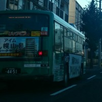 じょうてつバス2016年度車両情報