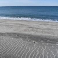 寒さ和らぎ穏やかな吹上浜 2017/01/17 (鹿児島)