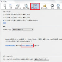 Googleのログイン画面を表示するとアカウント名とGmailアドレスが表示されたままになっている