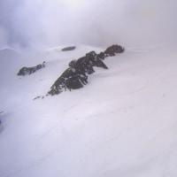 170402小蓮華山直登ルンゼ