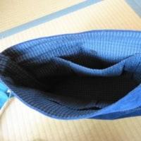 ショルダーバッグを作りました