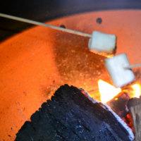寒くなってくると焚き火が楽しい~