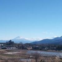 富士山を撮ってみました