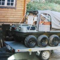 水陸両用車 アルゴ