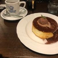 トリプルチョコレートのスフレパンケーキ シングル