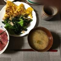 本日(5/17)の夕定食でございます🤗