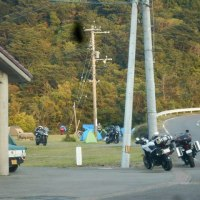 GWのキャンプサイト、始まりはオートバイ乗りから!