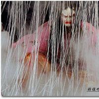 羽佐竹神楽団「滝夜叉姫」