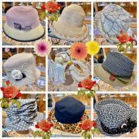 本日のお薦めは春夏用の素敵な帽子♪福岡の質屋ハルマチ原町質店