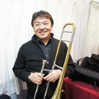 日本センチュリー交響楽団 首席トロンボーン奏者 近藤孝司先生 ご来店!