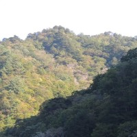 初秋深まる鬼怒川温泉