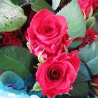 今年の「母の日」はバラが人気・・・かも?