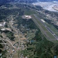 7月搭乗率過去最低(静岡空港)