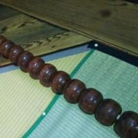 融通念佛宗の総本山で大数珠くり