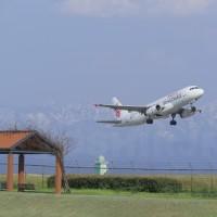ドラゴンの翼、小松空港に就航