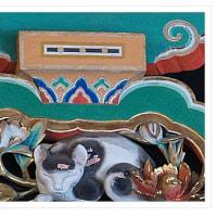 東北旅行15 日光東照宮・眠り猫・鳴龍・二荒山神社