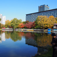 中島公園 2016年10月