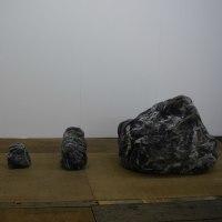 ■澁木智宏個展「線分」 (2017年1月5~31日、札幌)― 2017年1月22日は10カ所(うち2カ所再訪) その2