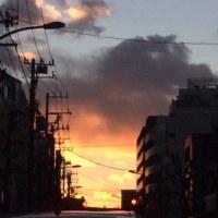 早起きー月島ー恵比寿ー(-_-)zzz