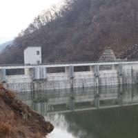 浅川ダム試験湛水55日