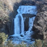 ぶらり旅・袋田の滝②第二観瀑台(茨城県久慈郡大子町)