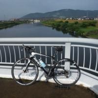 サイクリングで体慣らし
