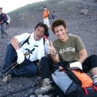 保坂尚希と富士山に挑戦。